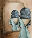 surrealism watercolour by Bryanna